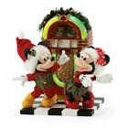 Dept 56 Possible Dreams Disney MICKEY AND MINNIE JINGLE BELL SWING 6006013 Music