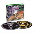 Anthrax : We've Come for You All/The Greater of Two Evils CD Expanded  Album 2