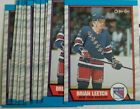 Brian Leetch Cards, Rookie Cards and Autographed Memorabilia Guide 23