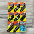 LOT OF 9 MATCHBOX SKY BUSTERS AIRPLANE NATIONAL PARK SERVICE PLANE  MORE