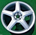 Factory Mercedes Benz AMG Wheel S63 S65 20 x85 inch S550 S600 Perfect OEM 65477