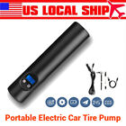 Portable Mini 12V Electric Wireless Car Air Pump Inflator For Bicycle Auto Ball
