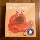 Sunnylife Inflatable Kids Pool Baby Dipper Crabby