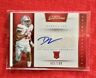 2016 Panini Prime Signatures Football Cards - Short Print Info Added 8