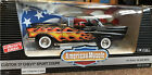 American Muscle ERTL Custom 57 Chevy Sport Coupe 1 18 with Dice and Burger Tray