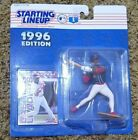 1996 Eddie Murray Cleveland Indians Final Starting Lineup mint condition