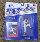1992 Roger Clemens Boston Red Sox Rookie Starting Lineup mint condition