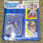 1993 Jose Canseco Texas Rangers Kenner Starting Lineup nrmnt condition