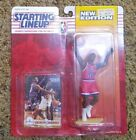 1994 Calbert Cheaney Washington Bullets Starting Lineup figure rookie mint cond