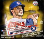2017 TOPPS SERIES 1 BASEBALL JUMBO BOX