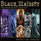 ID72z - Black Majesty - The 10 Years Royal C - CD - New