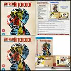 Alfred Hitchcock The Masterpiece Collection 14 Disc Box Set Blu Ray Disc