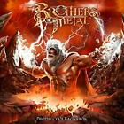 ID72z - Brothers Of Metal - Prophecy of Ragnaro - CD - New