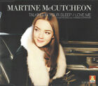 Martine McCutcheon ‎– Talking In Your Sleep / Love Me IMPORT CD SINGLE