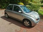 LARGER PHOTOS: Nissan Micra SE 2005 (54) Repairs or Spares