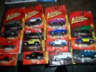 15 LOT JOHNNY LIGHTNING 1950 CHEVY PANEL DELIVERY TRUCK  SUBURBAN POLICE  FIRE