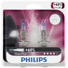 Philips High Beam Light Bulb for BMW R1100S Boxer Cup Replica R1200RT tg