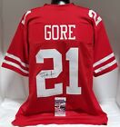 Frank Gore Rookie Cards and Autograph Memorabilia Guide 69