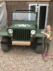 LARGER PHOTOS: Jago Willys jeep