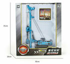 KDW 164 Rotary Drilling Rig Crawler Excavator Diecast Construction Vehicle Toys