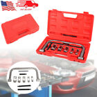 Spring Compressor Valve C Clamp Tool Kit For Motorcycle Atv Car Engine Vehicle