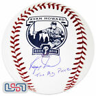 Ryan Howard Phillies Signed The Big Piece Retirement Game Baseball JSA Auth