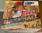 2016 Topps Series 2 Baseball Factory Sealed Hobby Jumbo Pack Box 1 Auto Per Box