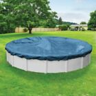 21 ft Winter Swimming Pool Cover Round Above Ground 10 Year Warranty Heavy Duty