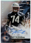 2015 Topps Platinum Football Cards - Review Added 23