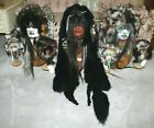 Spirit Masks and Spirit Sticks Native American Art Dcor Spirits by Cindy Jo