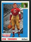 Jim Thorpe Cards and Autograph Guide 21