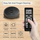 GOOVI 1600PA Robotic Vacuum Cleaner Self Charging 360 Smart Sensor Protectio
