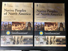 The Great Courses Native Peoples of North America Volume 1  2 CDs w Guidebook