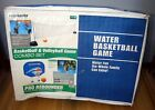 Poolmaster Swimming Pool Basketball and Volleyball Game Combo Above Ground 72777