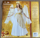 InCharacter Costumes Womens Heavenly Angel White Gold Size SMALL Nativity