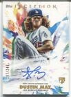 2020 Topps Inception Baseball Cards 29