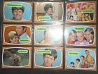 1969 BRADY BUNCH COMPLETE (88) CARD SET TOPPS