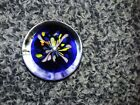 Paperweight Beautiful Multi Colors Signed