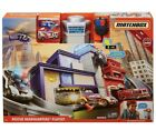 Matchbox Rescue Headquarters Playset New Great Gift Works With Hotwheels