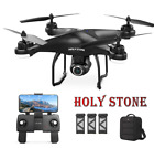 Holy Stone HS120D RC Drone with 2K HD Camera Selfie GPS Quadcopter Follow Me FPV