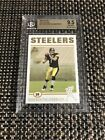 2004 TOPPS COLLECTION GOLD BEN ROETHLISBERGER RC STEELERS BGS 9.5 GEM MINT