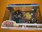 Funko Pop! Anime Moments Naruto Vs Sasuke #732 Gamestop Exclusive