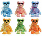 TY Beanie Babies - SUMMER SHOW ICE BEARS (Set of 6) (8.5 inch) (Cherry Berry +4)
