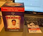 2015 Leaf Heroes of Baseball Box 20 Sealed Packs + Stan Musial Auto