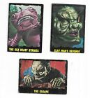1964 Topps Monsters from Outer Limits Trading Cards 22