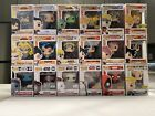 Funko Pop Lot 25 Star Wars, Animation,Overwatch ,Marvel with Exclusives