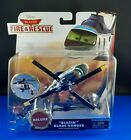 Blazin Blade Ranger Helicopter Disney Planes Fire  Rescue Deluxe Edition NIP