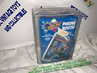 1991 Bil & Ted's Excellent Adventure Phone Booth Sealed Graded AFA 80+ Kenner