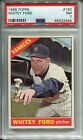 Top 10 Whitey Ford Baseball Cards 28