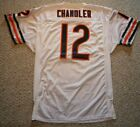 CHICAGO BEARS CHRIS CHANDLER AUTHENTIC GAME CUT JERSEY 2003 CHICAGO BEARS 03-48